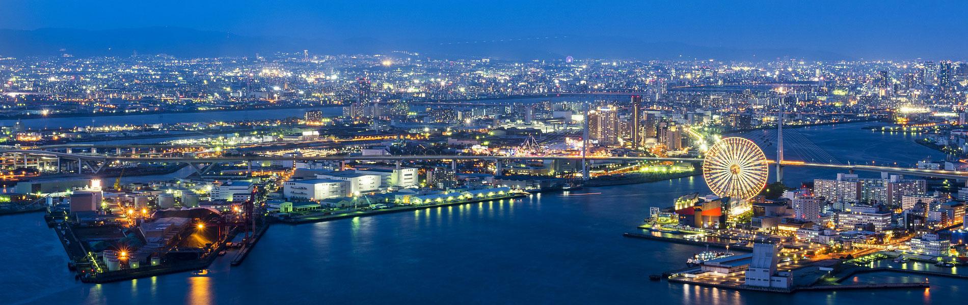 大阪市内・北摂・京阪神間の物件を主に扱っています。